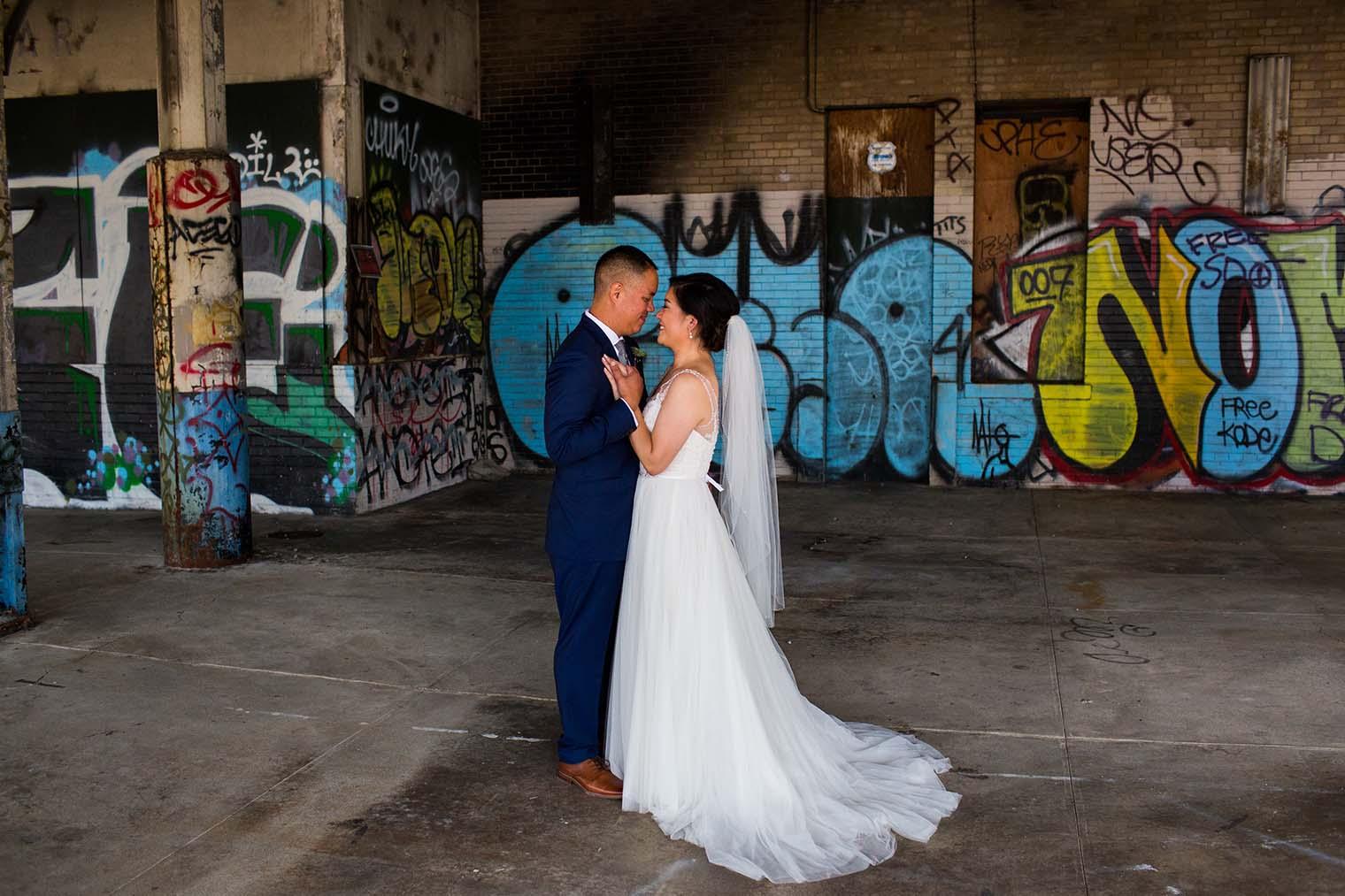 16th Street Station Wedding