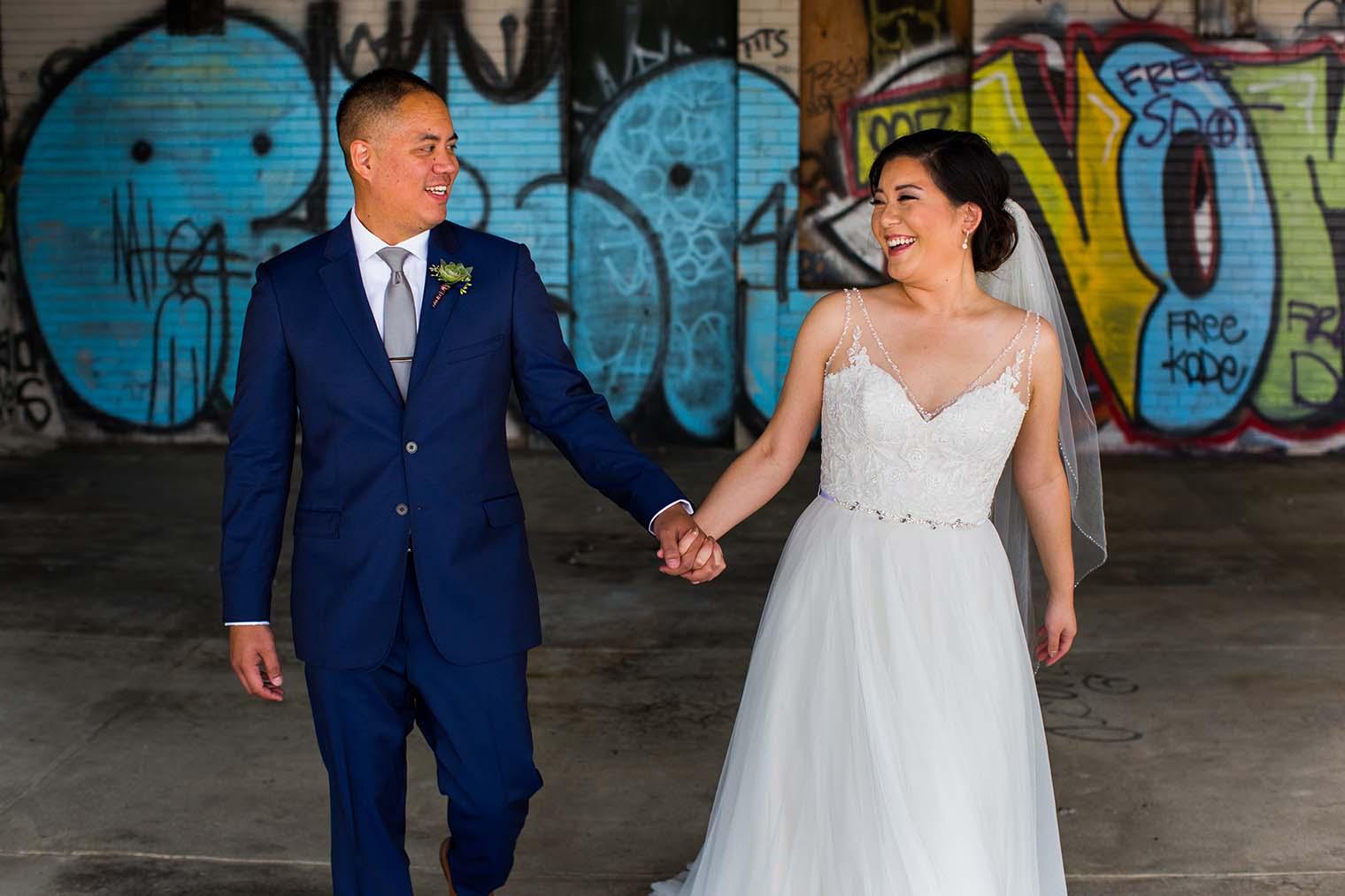 16th Street Station Wedding Photography