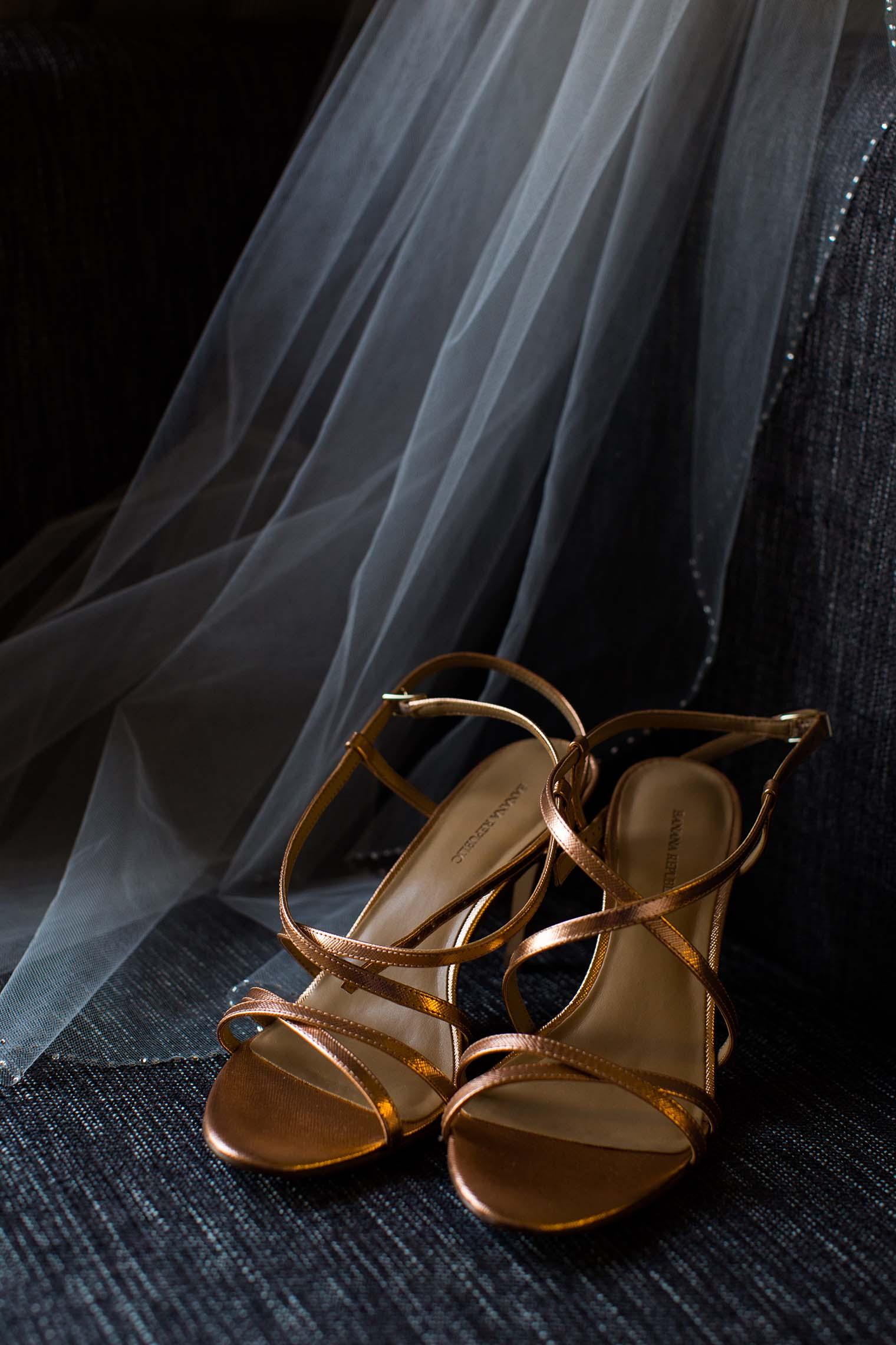 Wedding details in Oakland CA