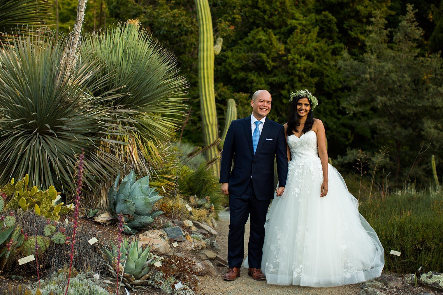 uc berkeley gardens wedding