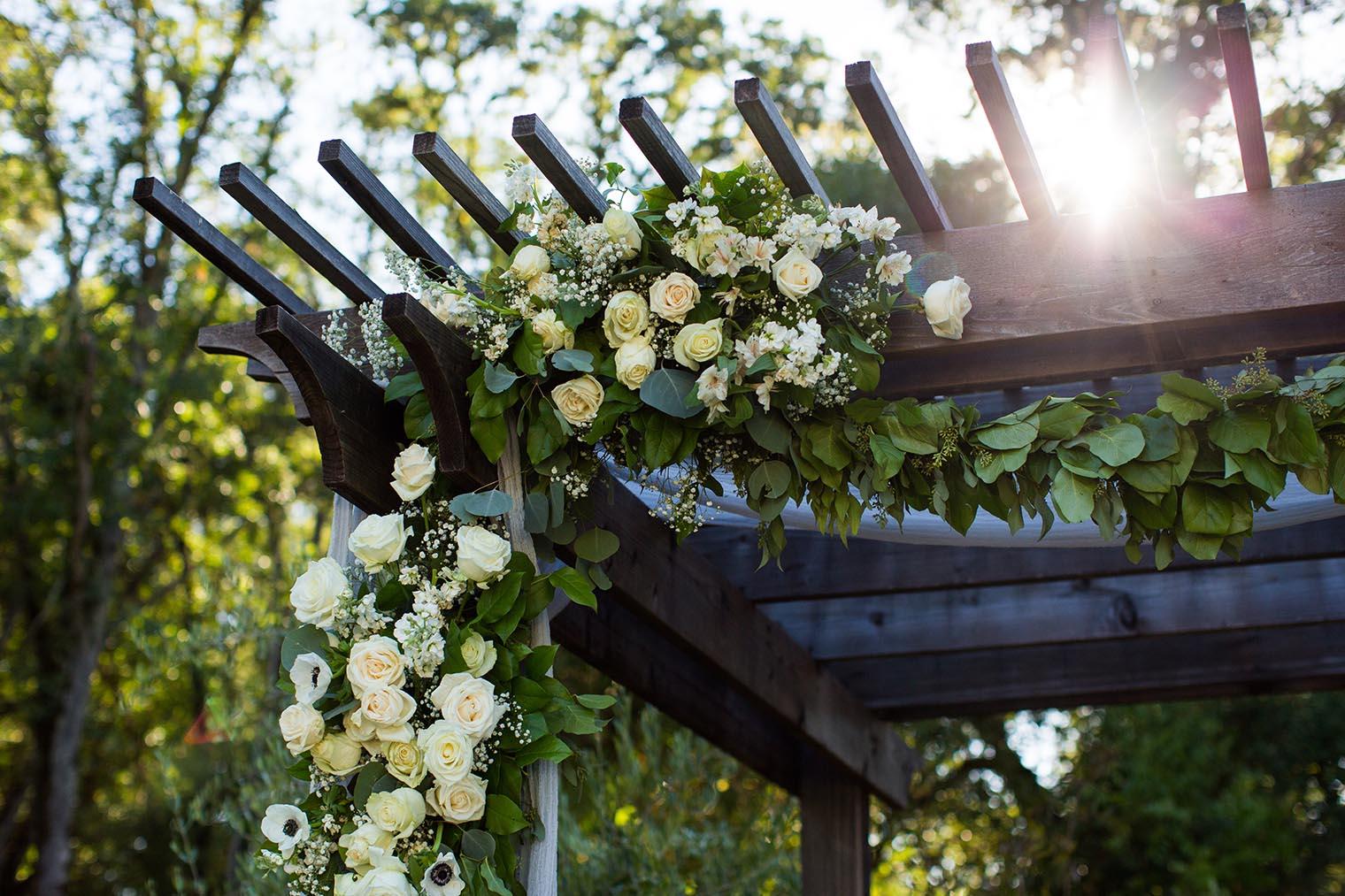 Yokayo Ranch Wedding Ceremony Details