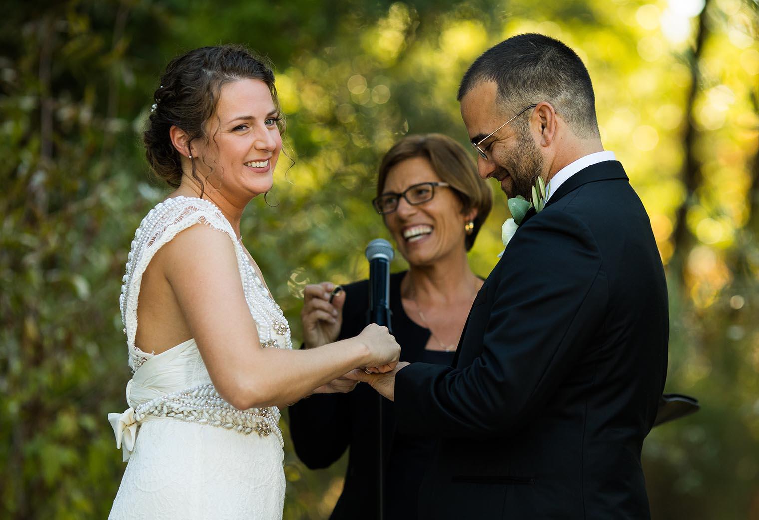 Yokayo Ranch Wedding Ceremony