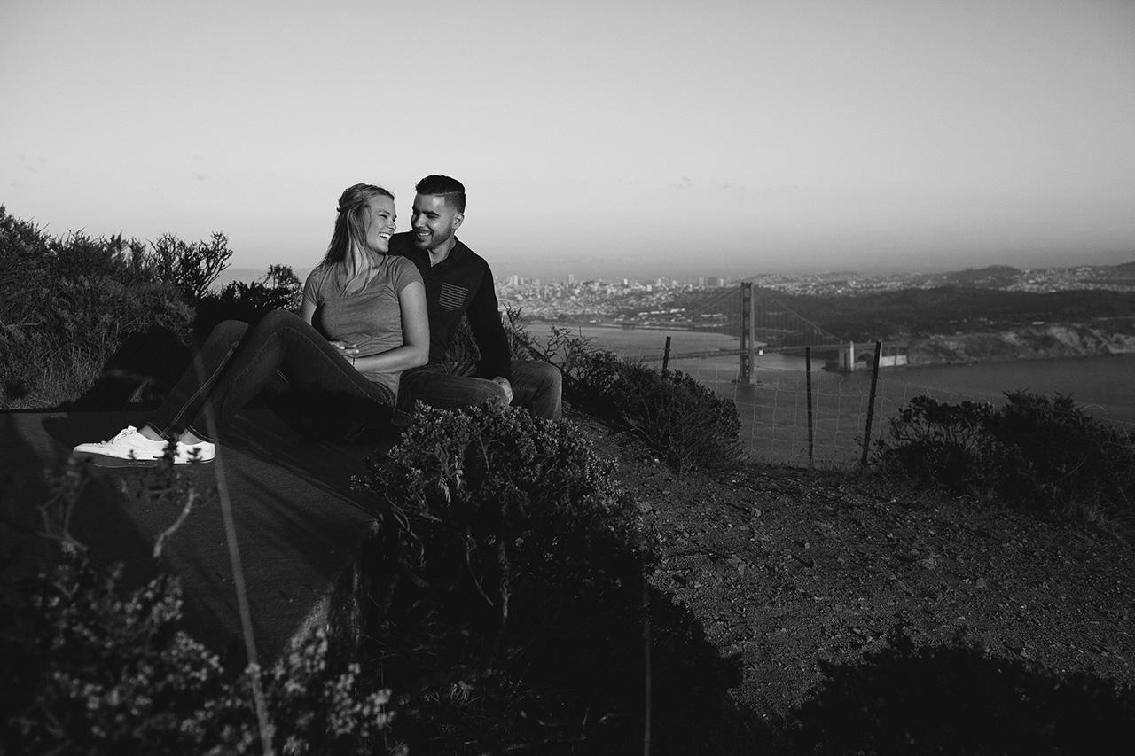 San_Francisco_Wedding_Photographer_Marin_Headlands_BW__28