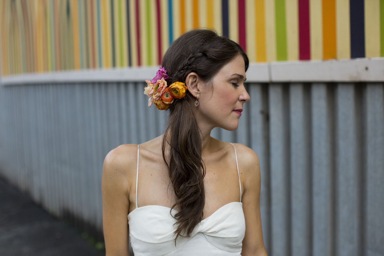 bride in dumbo