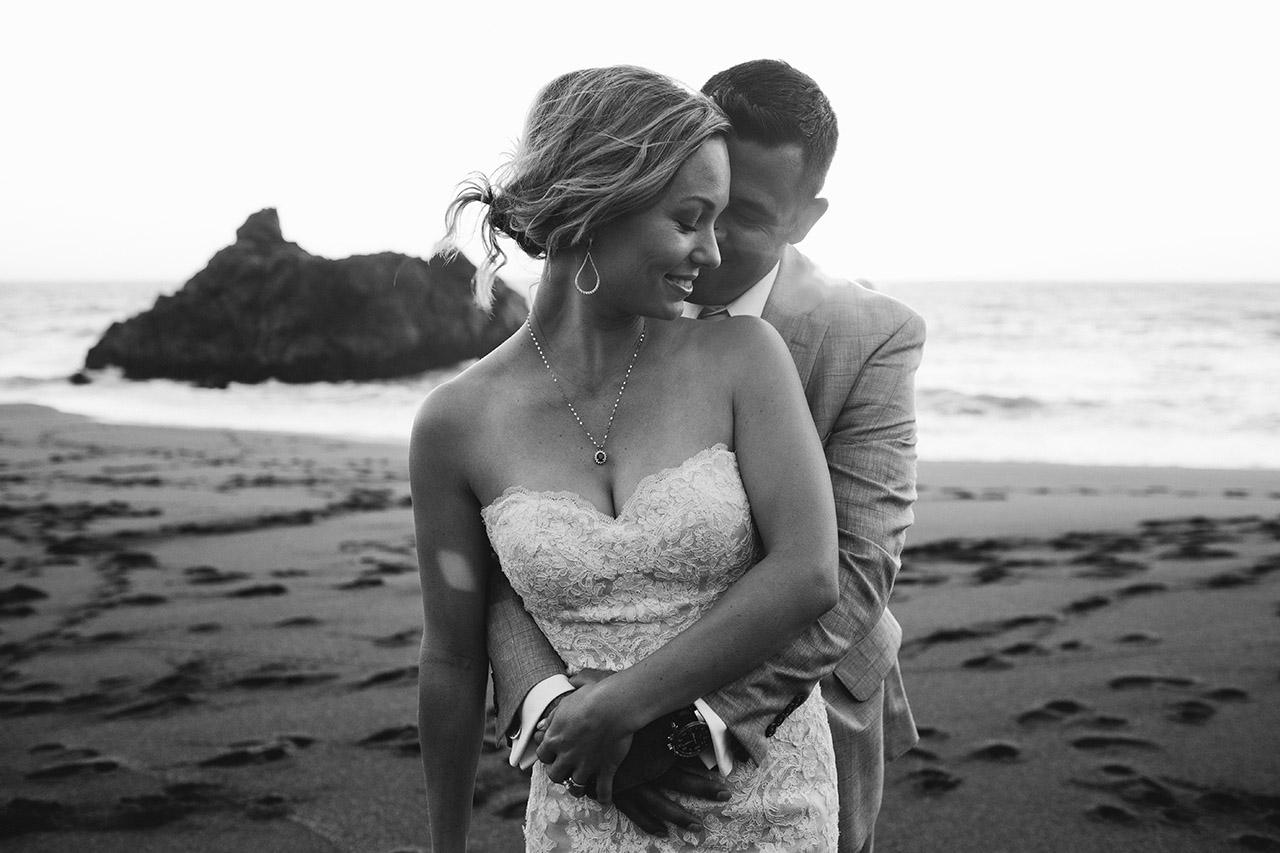 sonoma coast state park wedding