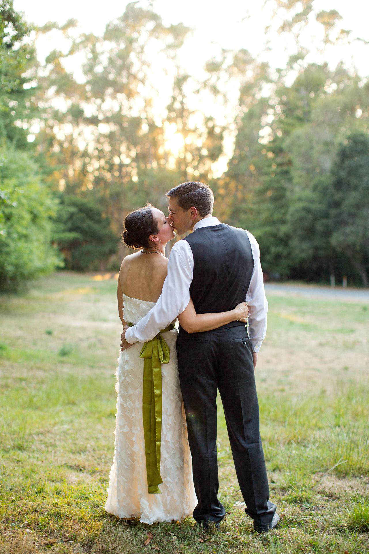 uc botanical garden wedding photos