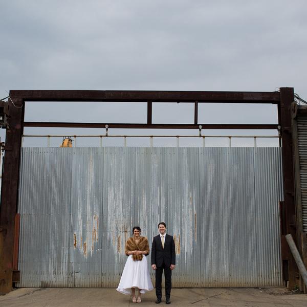 Brooklyn Wedding: Chris & Marta