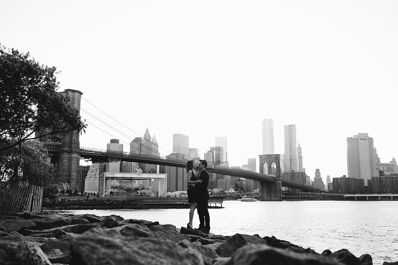top engagement session spot in nyc