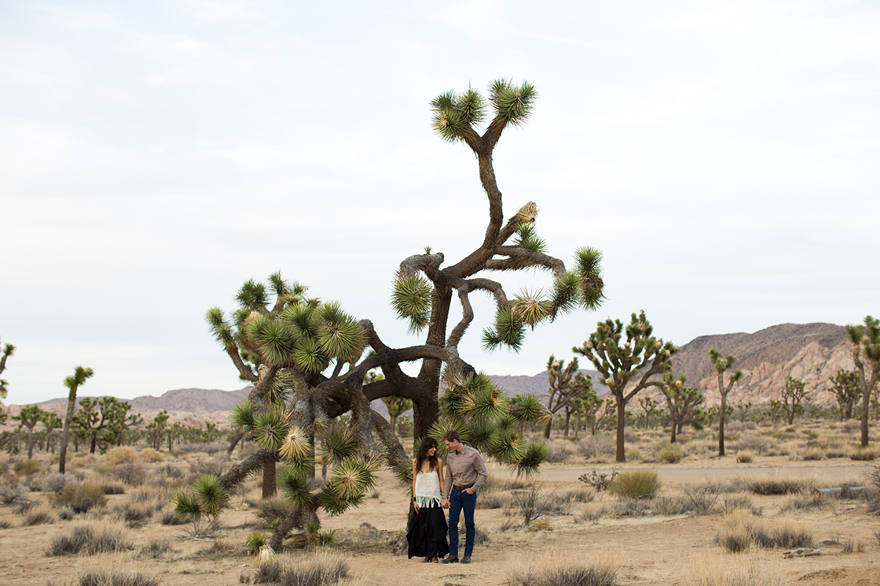Joshua Tree Engagement Session (19)