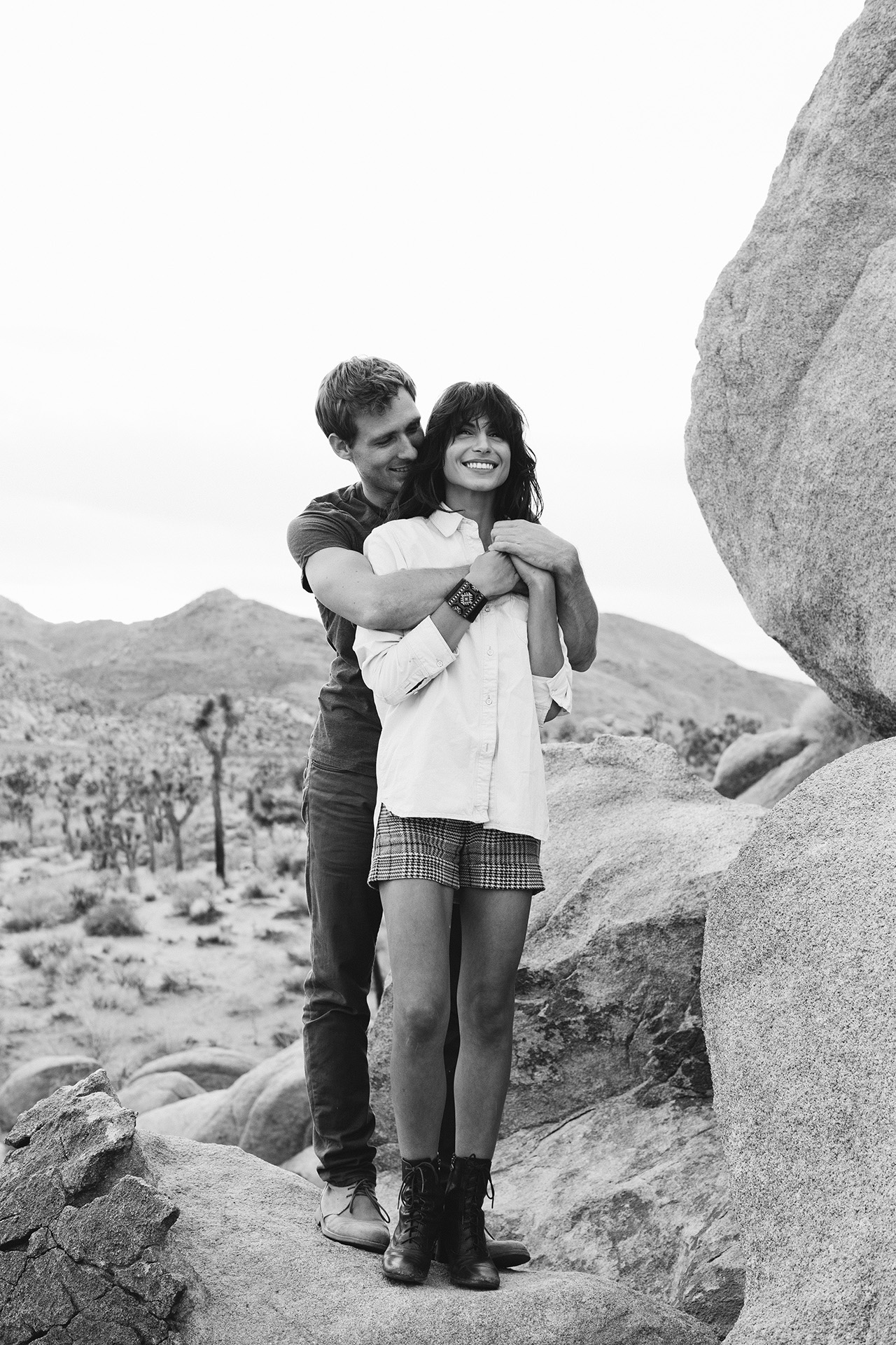 Joshua Tree Engagement Session (5)
