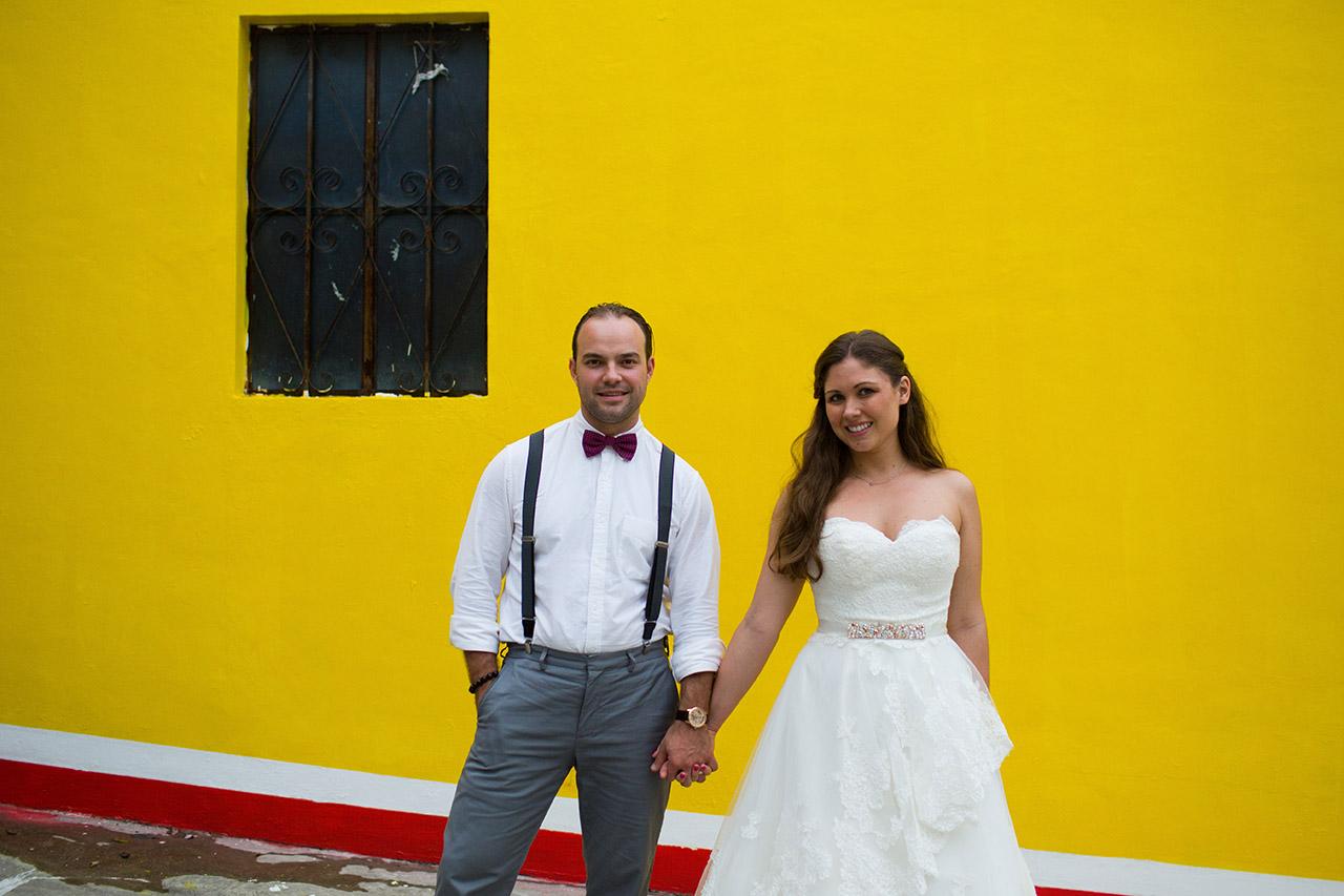 Destination wedding Playa Del Carmen Le Reve