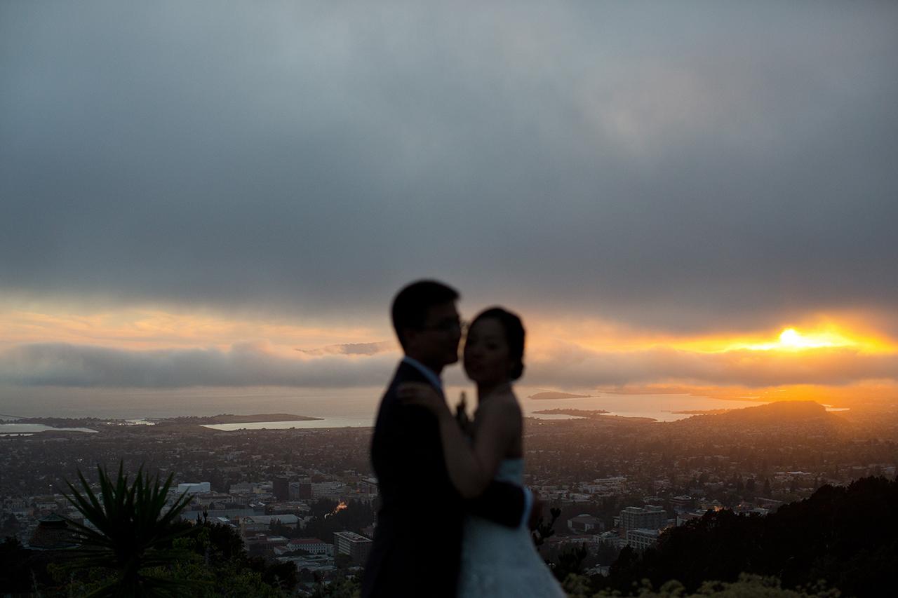 panoramic hills wedding