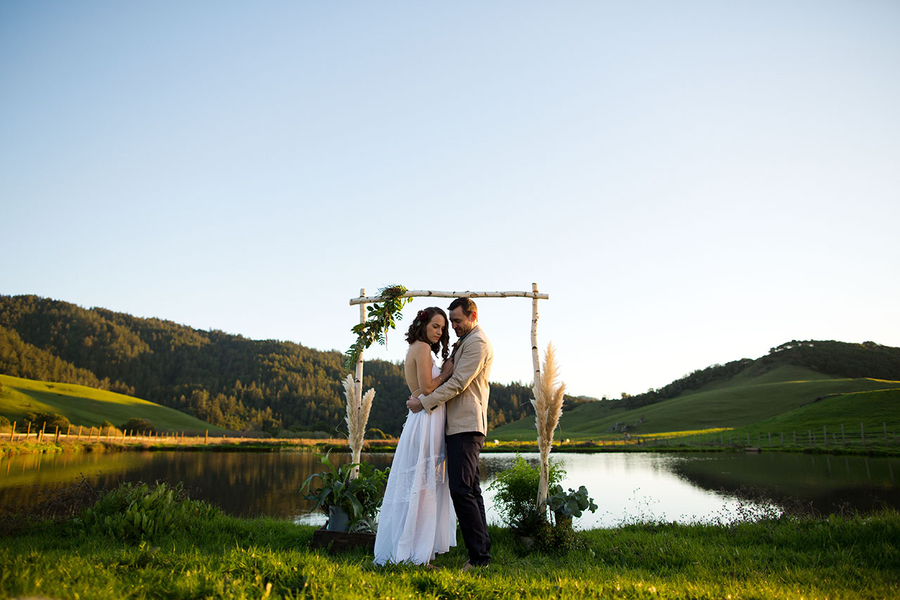 Northern California Ranch Wedding