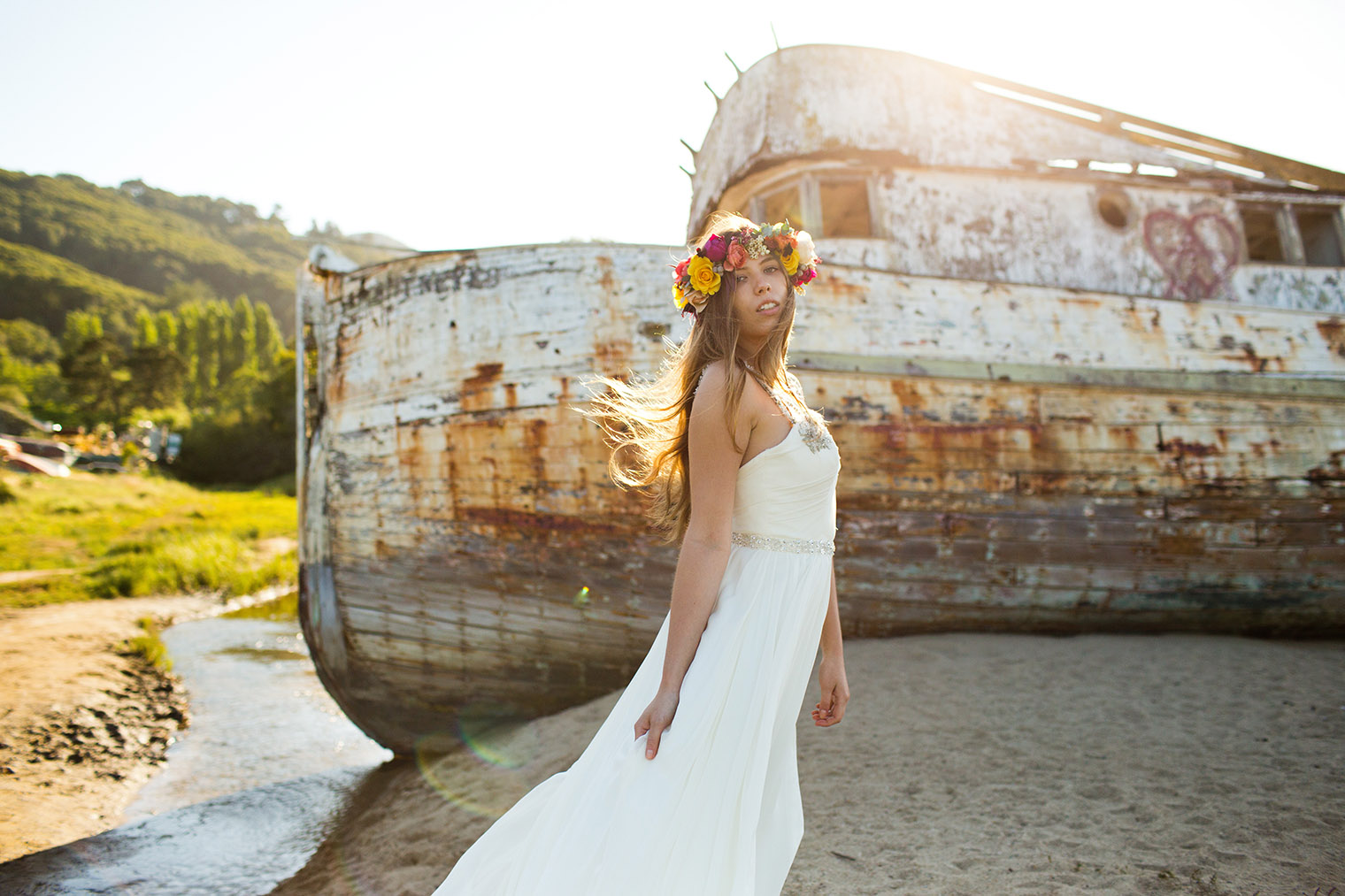 point reyes wedding photographer