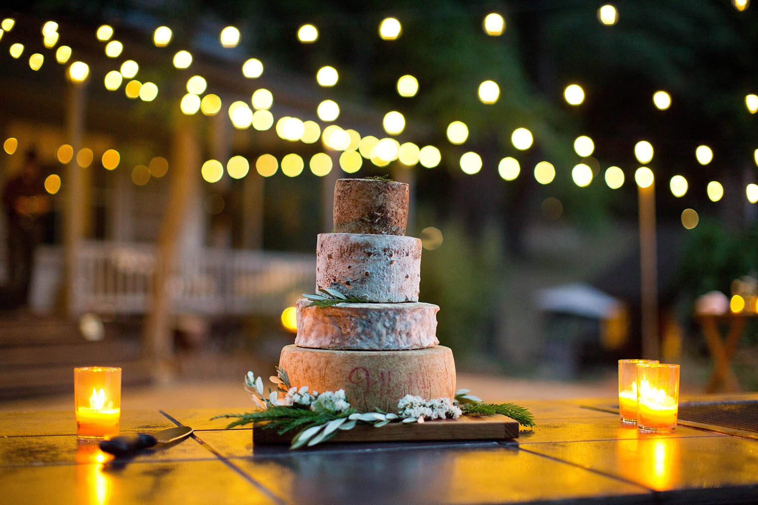 Leonard Lake Reserve Wedding
