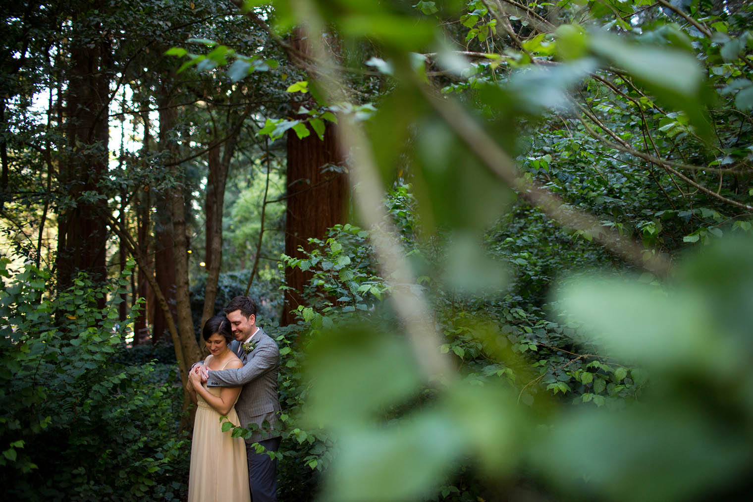 Stern Grove Clubhouse Wedding