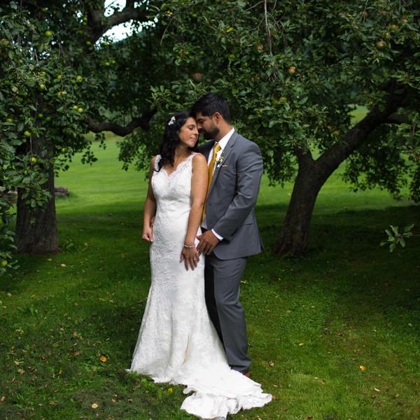 Summer Farm Wedding in the Catskills | Maple Shade Farm