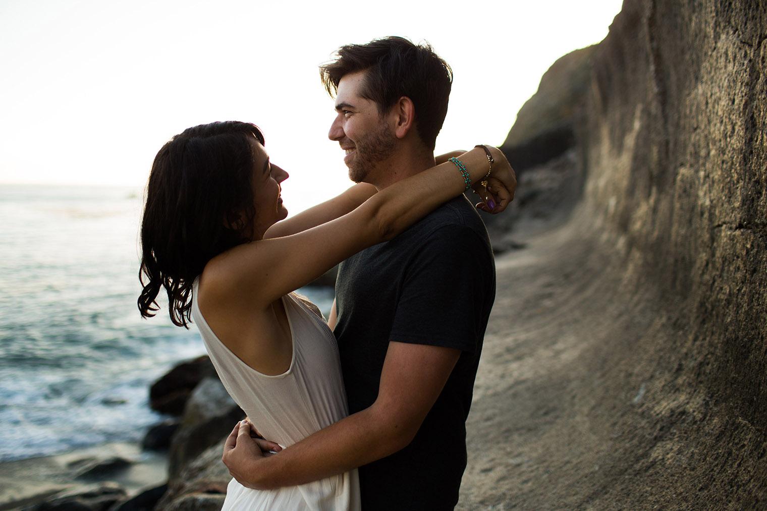 Big Sur Engagement Photos