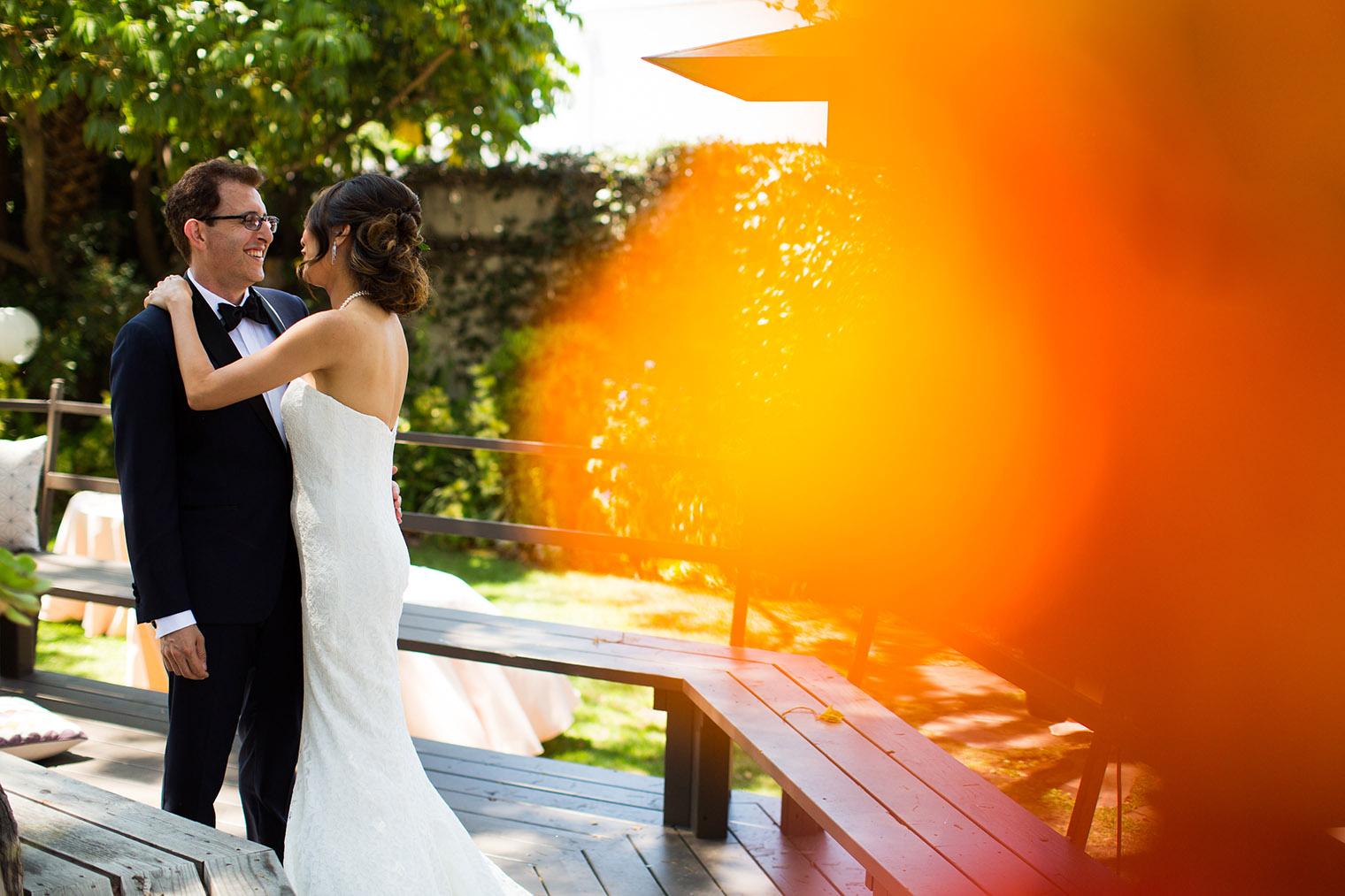 happy trails wedding