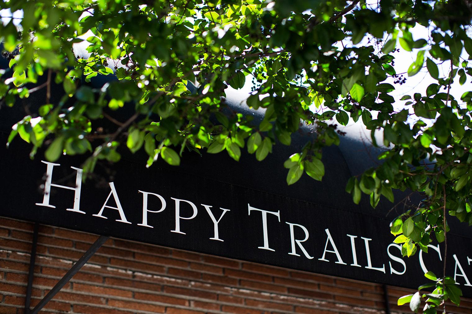 la wedding venue - happy trails