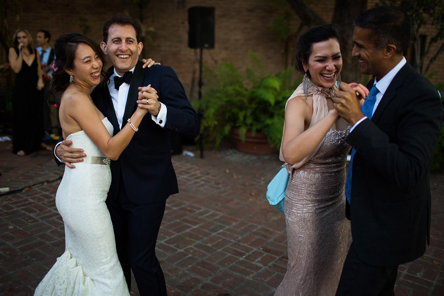 happy trails wedding photography