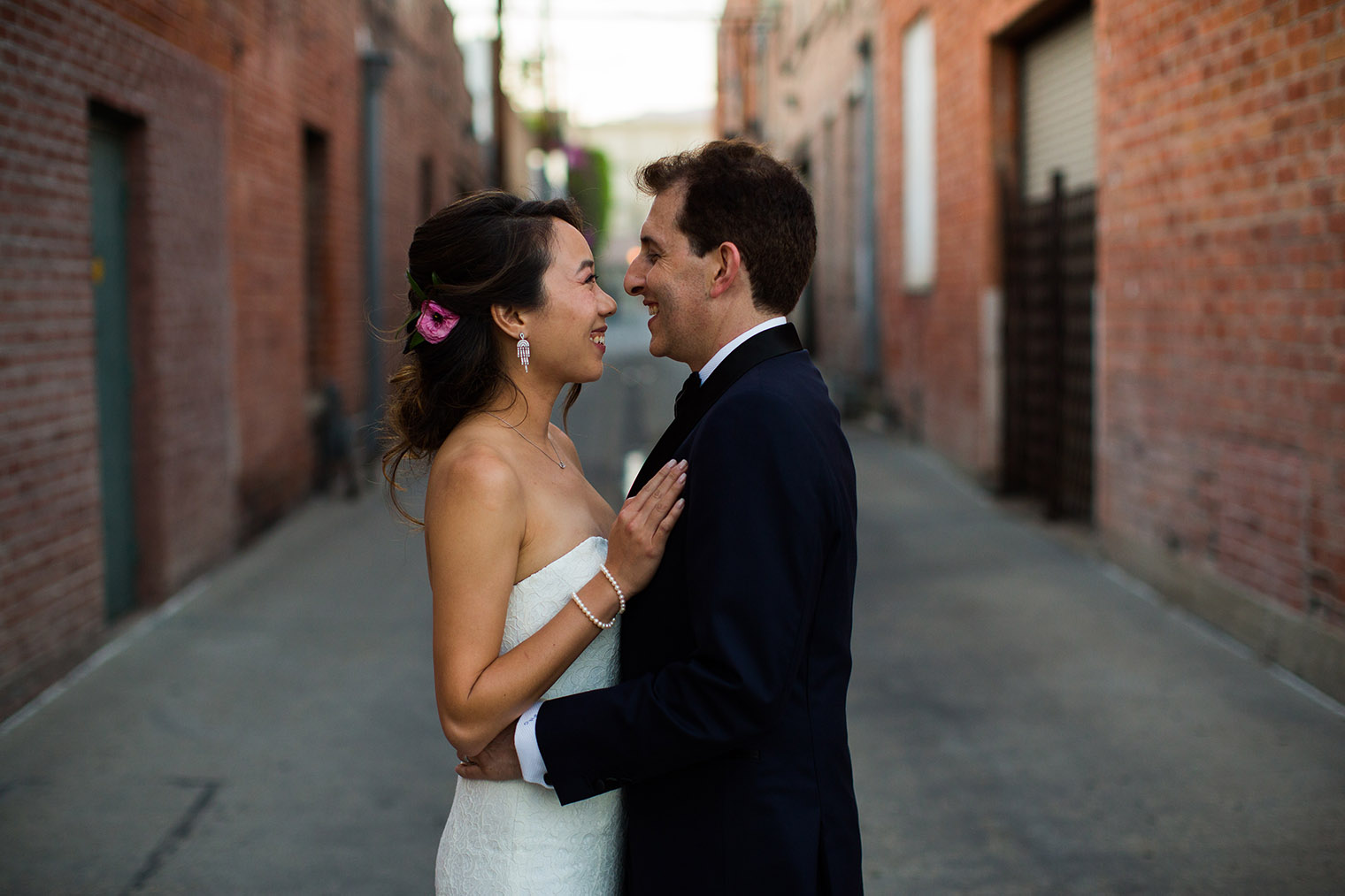 happy trails catering wedding photographer