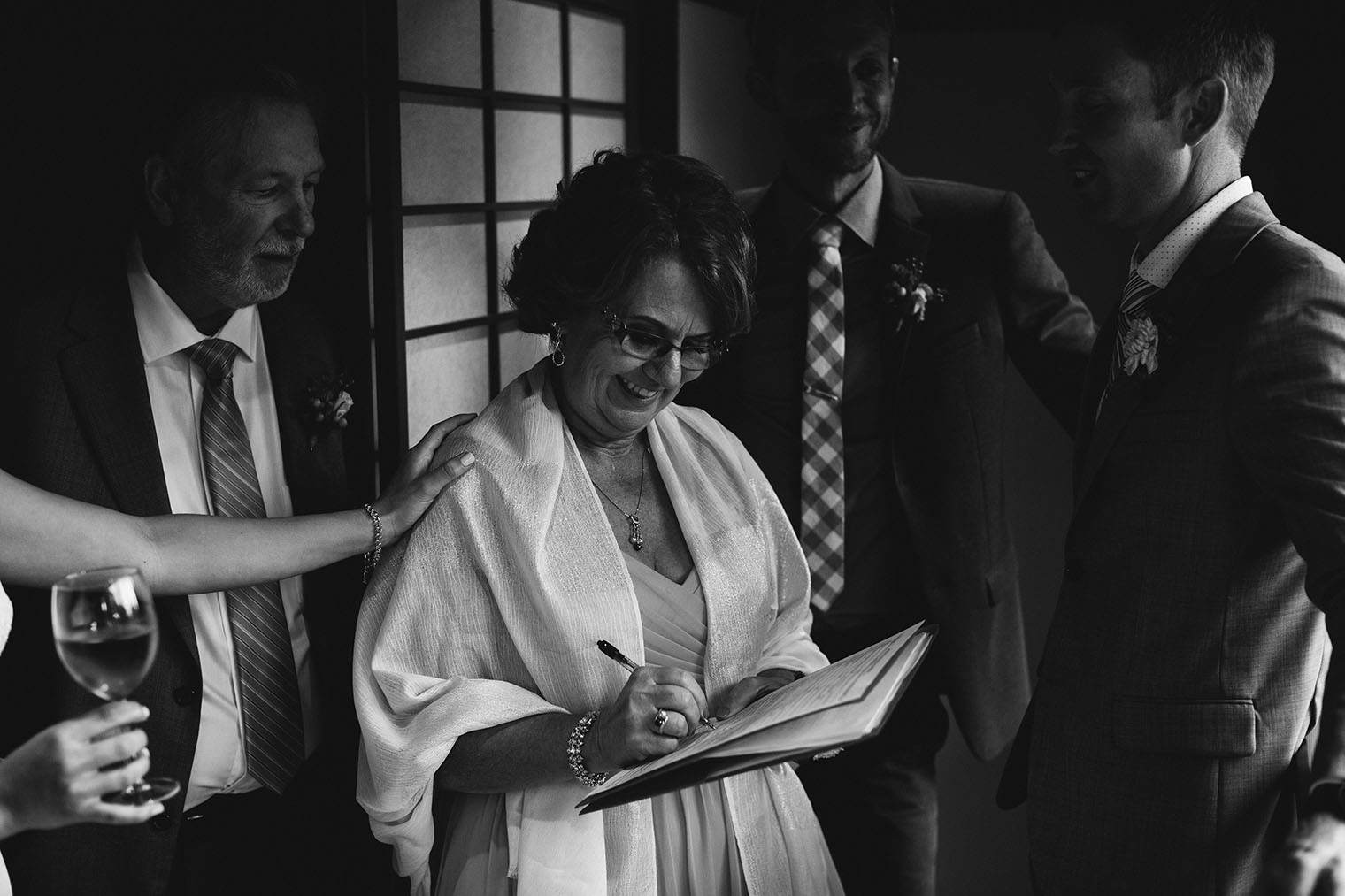piedmont community hall wedding photographer