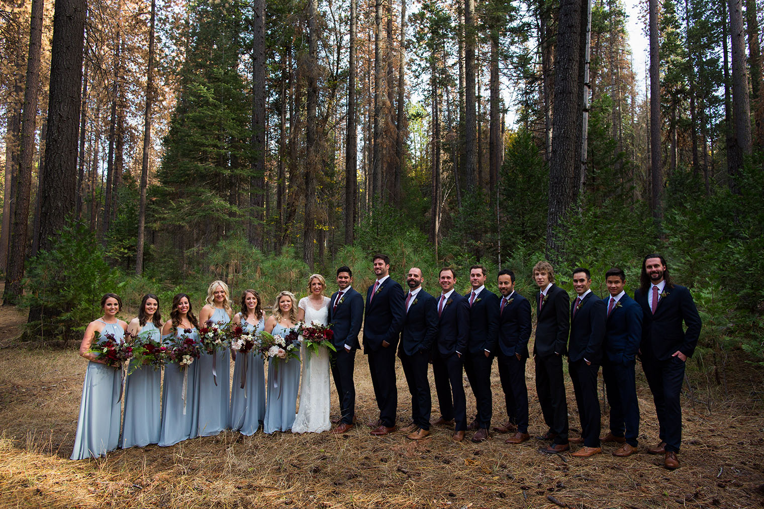 Evergreen Lodge Wedding