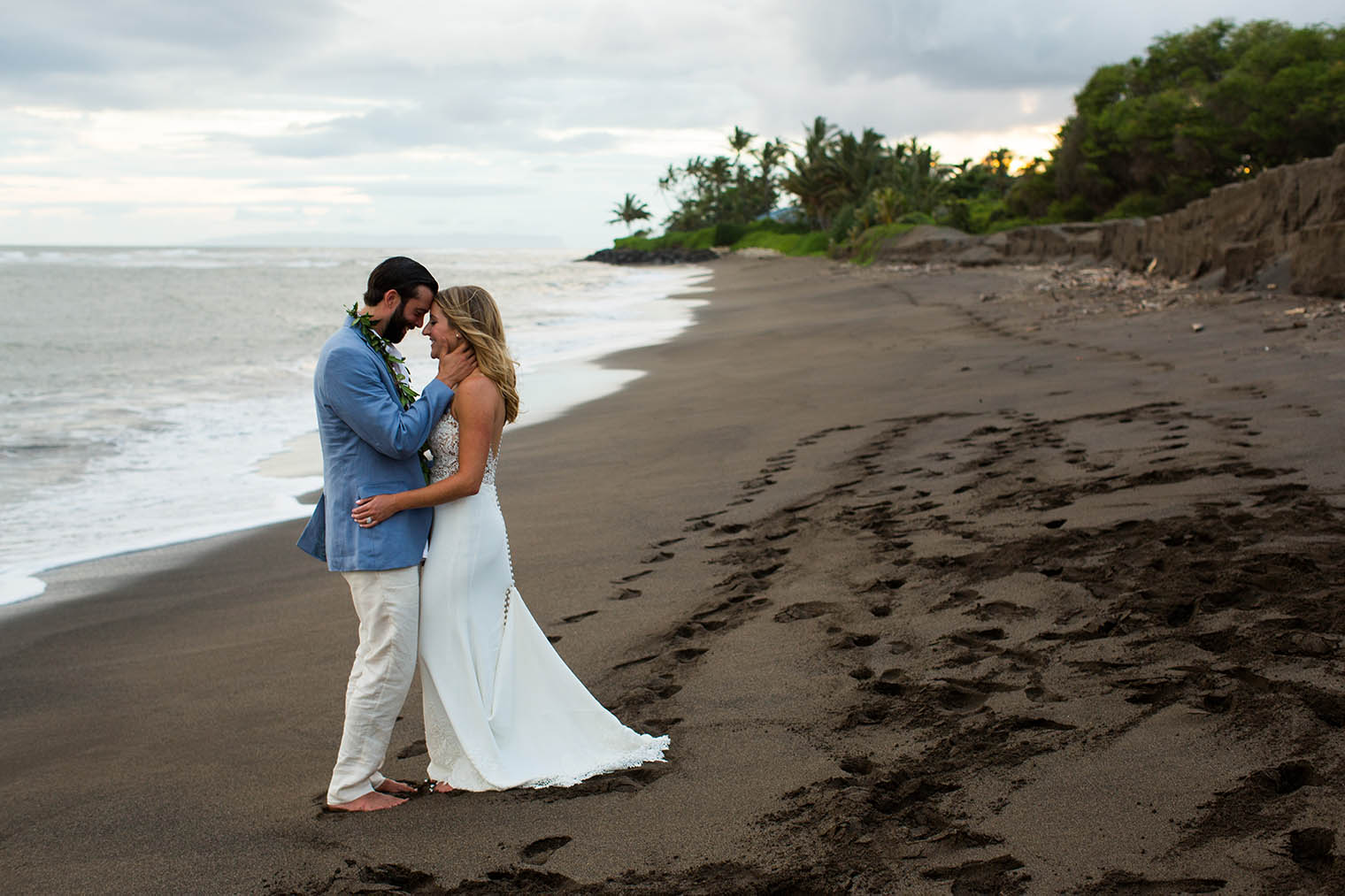 Kauai Hawaii Wedding Photographer