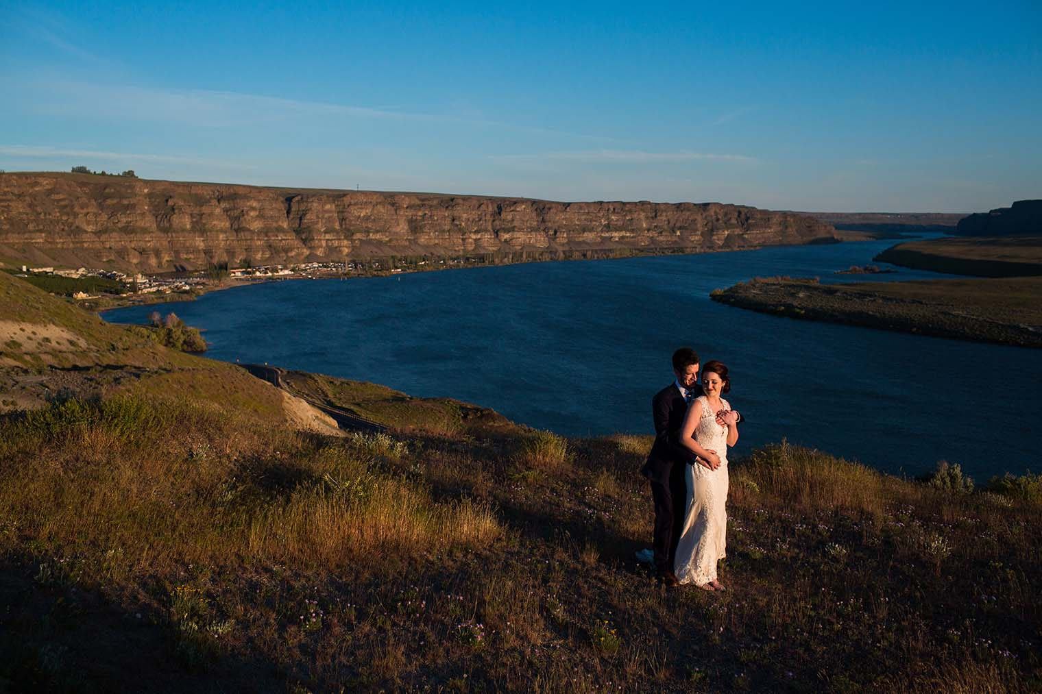 Wedding Photos by Wenatchee Wedding Photographer