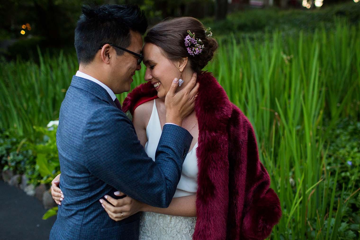 wedding photos at westerbeke ranch