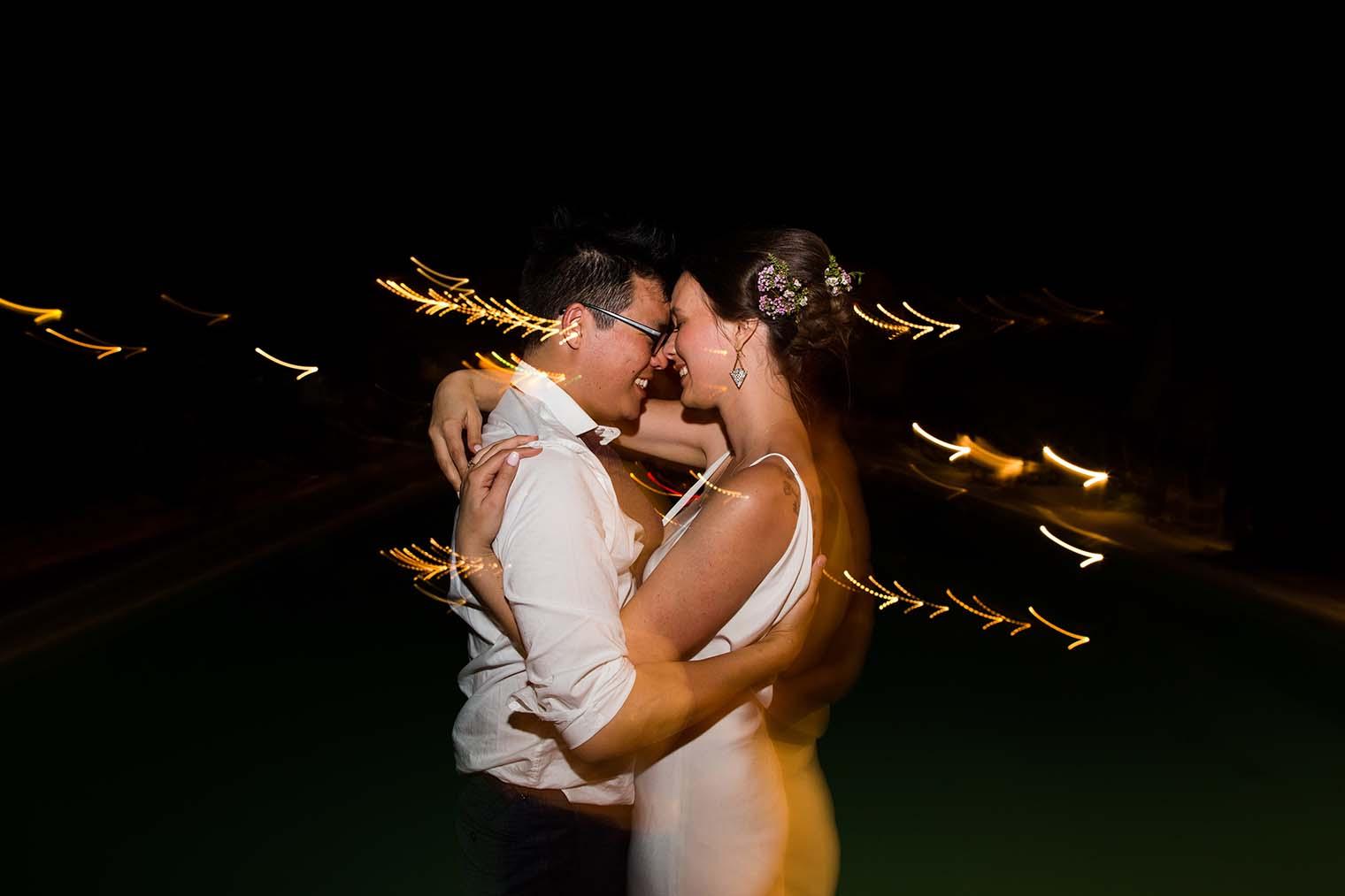 Wedding Reception Photos at Westerbeke Ranch Wedding