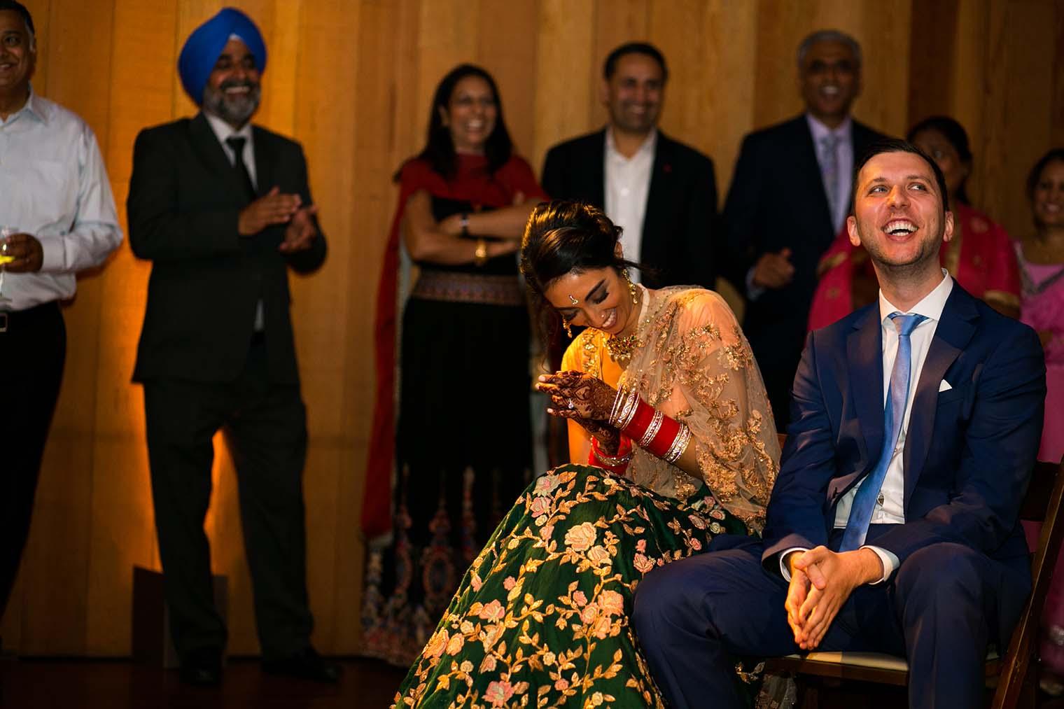 curiodyssey wedding reception speeches