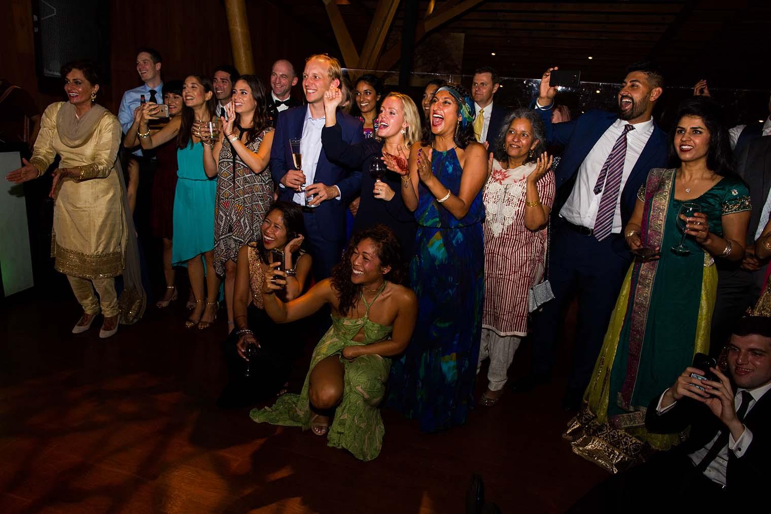curiodyssey wedding reception