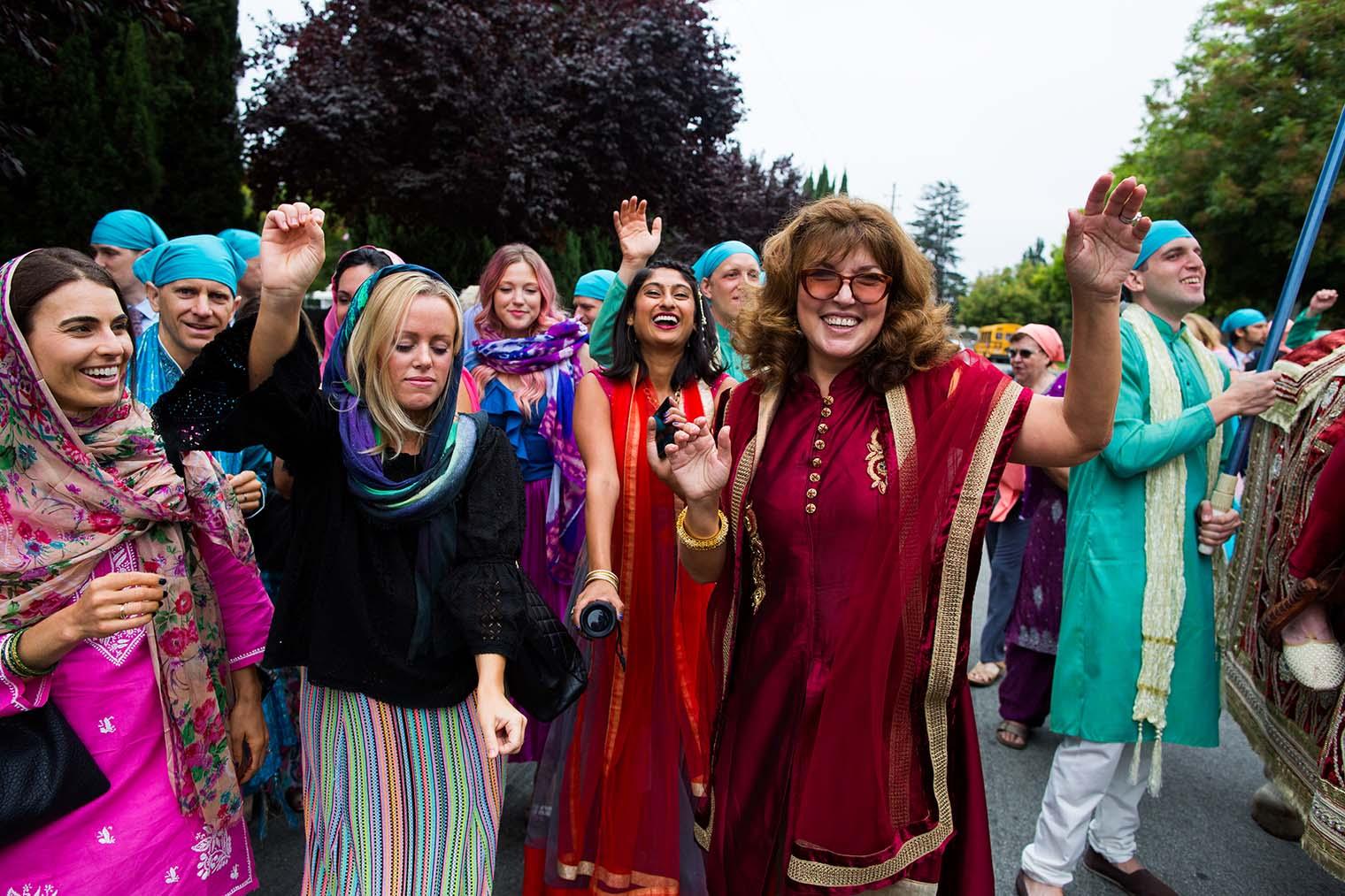 Gurdwara Sahib of Fremont Wedding Photographer