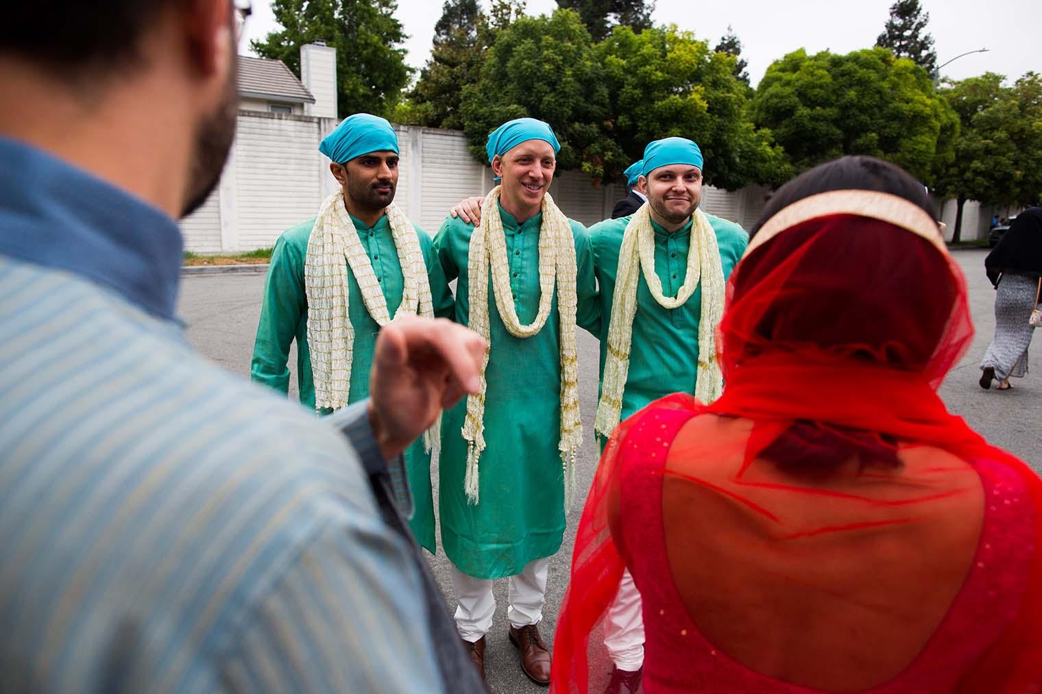 Indian Wedding at Gurdwara Sahib of Fremont