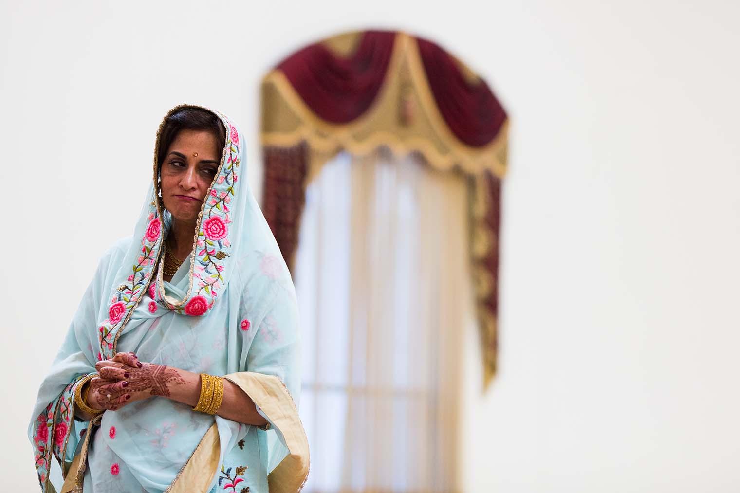 Wedding Ceremony at Gurdwara Sahib of Fremont