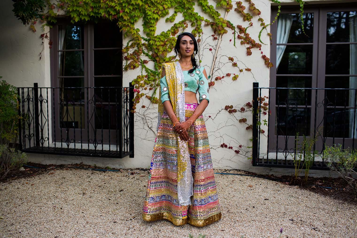 Indian San Mateo Wedding Photography