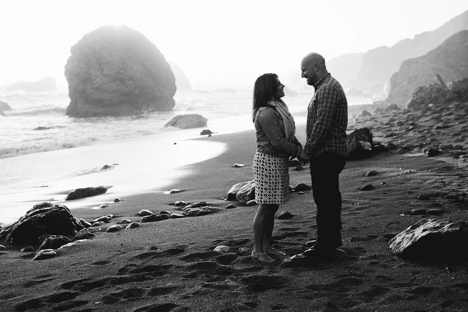 sonoma coast state park proposal photographer