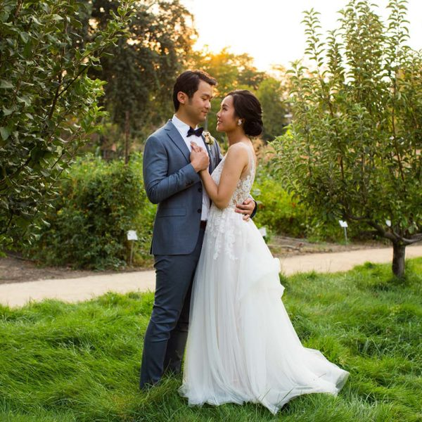 Farmstead Wedding in St. Helena