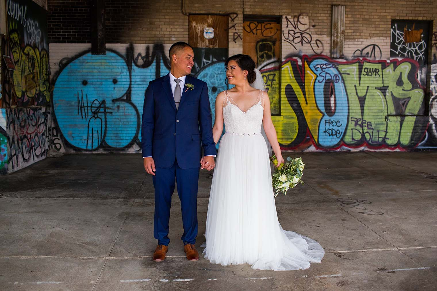 16th Street Station Wedding