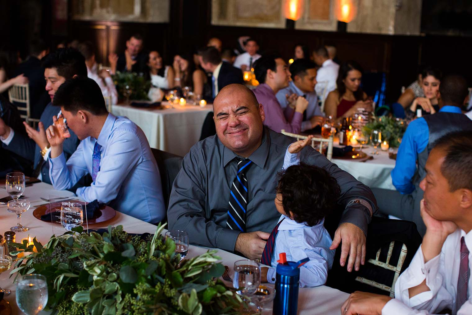 16th Street Station Wedding Reception Photos