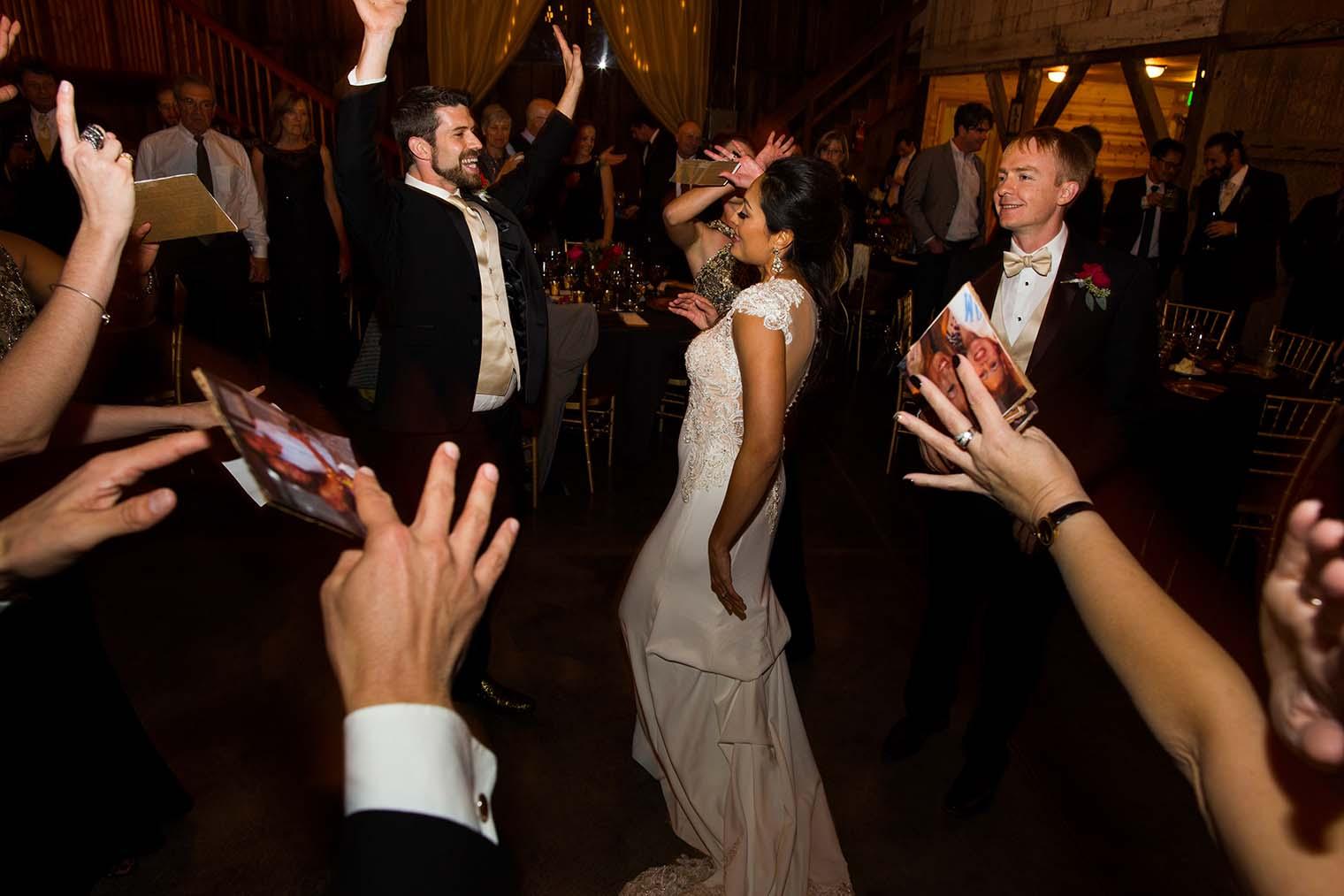 Olympia's Valley Estate Wedding Reception