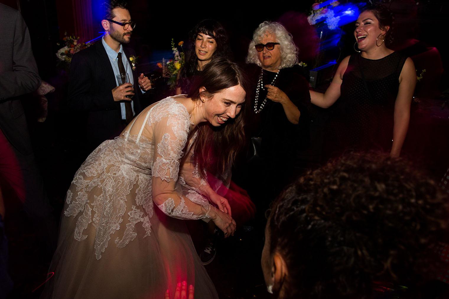 Bernal Hill San Francisco Wedding