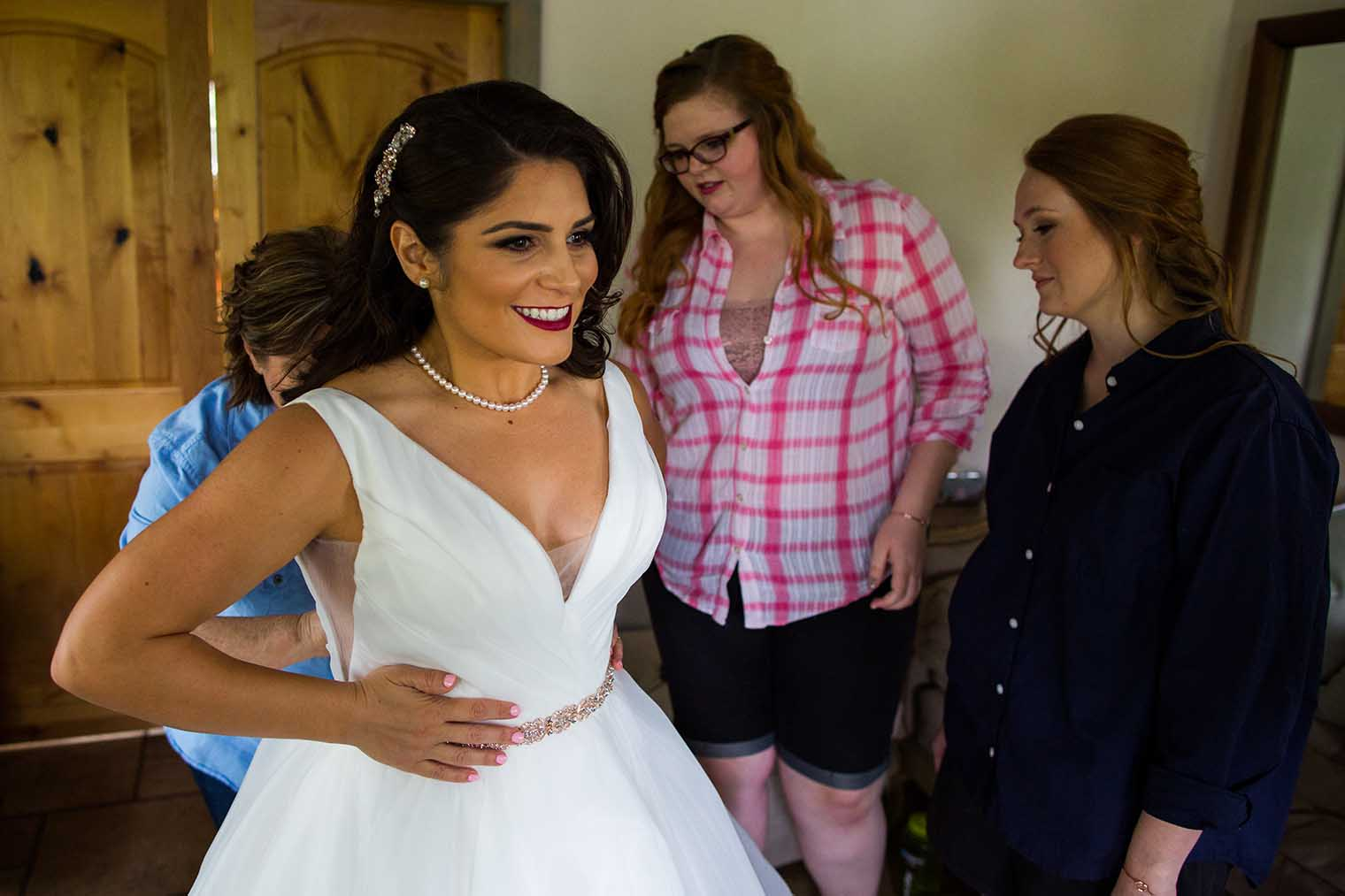 Camp Lucy Wedding in Dripping Springs Texas