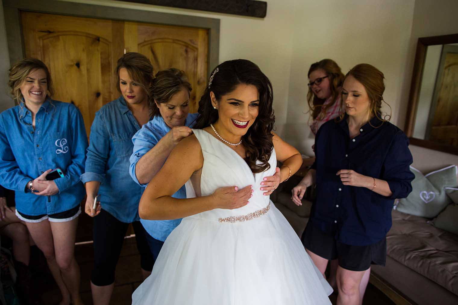 Camp Lucy Wedding in Dripping Springs