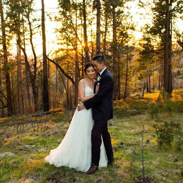 Rush Creek Lodge Wedding in Yosemite California