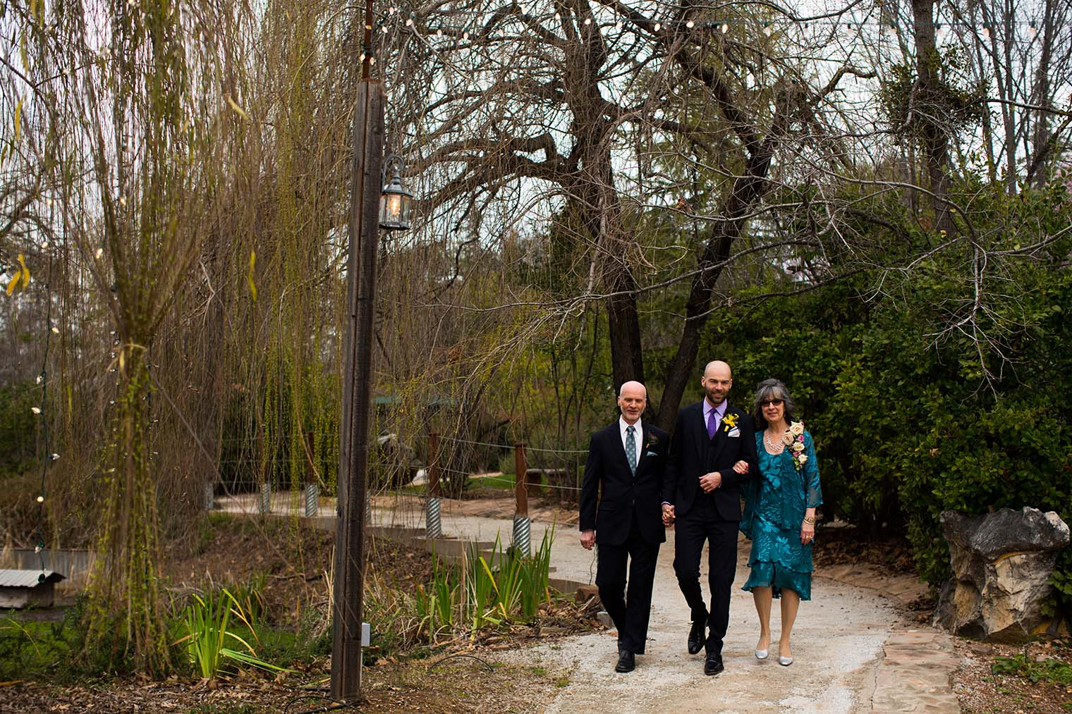 Union Hill Inn Wedding Ceremony in Sonora CA