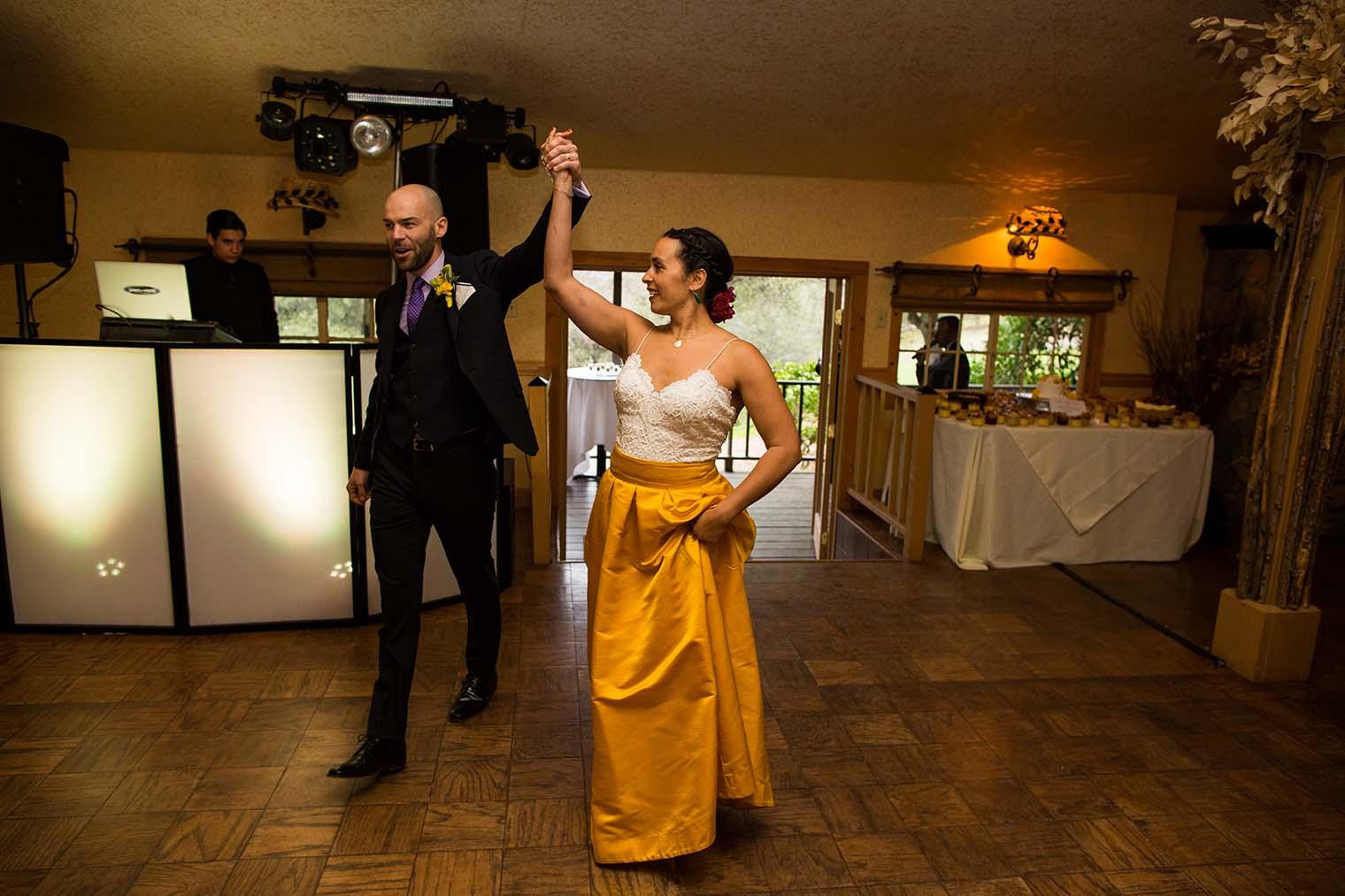 Union Hill Inn Wedding Reception