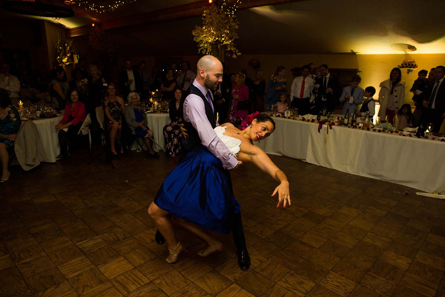 Union Hill Inn Wedding First Dances